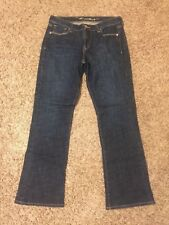 Old Navy The Sweetheart Classic Rise Boot Cut Stretch Jeans Size 6 Short