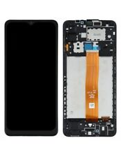Samsung Galaxy A12 SM-A125F / DSN Service Pack Display LCD and Touch with Frame