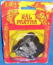 D&D Monster 3 Pack (Hill Troll, Wind Lord, Demon) Ral Partha Metal ES-211