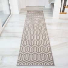 Silver Grey Moroccan Geometric Rugs Modern Stylish Living Room Area Hearth Rug