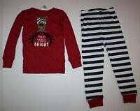 NEW Gymboree Outlet Girsl Holiday Reindeer Pajamas PJs size 4 year Making Bright
