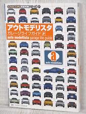 AUTO MODELLISTA Garage Life Guide PS2 Book FT65