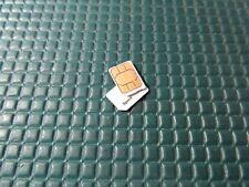 Sprint Nano SIM Card - For Sprint iPhone X 8 7 6s 6 Plus 5 5c 5s - No Service