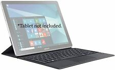 "Samsung Galaxy Book Keyboard Cover 12"" - Gray (Pen Holder Not Included)"