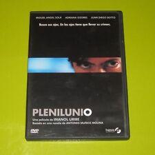 DVD.- PLENILUNIO - IMANOL URIBE - JUAN DIEGO BOTTO - ADRIANA OZORES