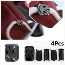 4Pcs Motorcycle Cradle Falling Rubber Bumper Protection Modified Accessories