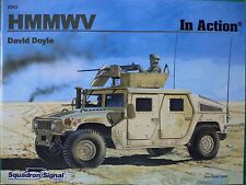 HMMWV in Action No. 2043 - Multipurpose vehicle -- Squadron/Signal Publ.