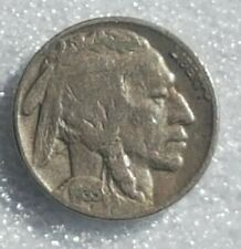 US Coin - Five Cents - 1935 - Buffalo Nickel - [c196]