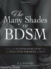 The Many Shades of BDSM by B.J. Dempsey [Paperback]