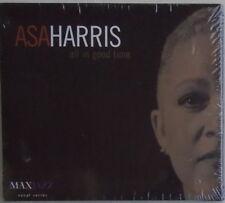 ASA HARRIS - CD - All In Good Time -  BRAND NEW