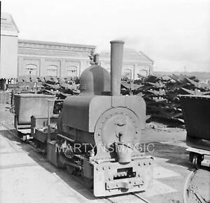 M311 60X60mm Railway Negative BP 2825-1887 Wren @ Horwich Works 24-3-1957
