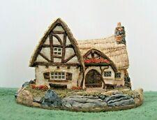 "Lilliput Lane Disney Collection ""The Seven Dwarfs Cottage"" Mint in original box."