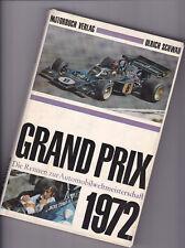 Formel 1 Jahrbuch > Grand Prix 1972 < Ulrich Schwab Motorbuch Verlag, Fittipaldi
