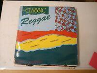 Classic Reggae - Various Artists - Vinyl LP 1990