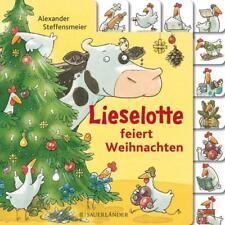 Lieselotte feiert Weihnachten - Alexander Steffensmeier - 9783737361101