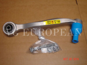 BMW E60 5-Series Genuine Front Control Arm with Bushing NEW 525i 528i 530i 550i