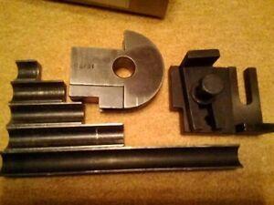Einsatz UB 18/80 für Rohrbiegemaschine SERTO/GRESSEL Rohrbiegegerät Hand D 18