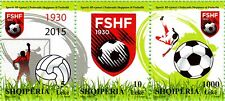Albania 2015 Sport: 85th anniversary of the Football Federation. Full set serie.