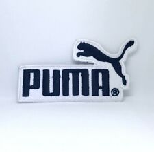 Puma Sports logo badge Iron Sew on Embroidered Patch