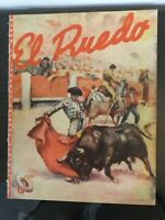 1944 Bullfighting Magazine - EL RUEDO Magazine From Madrid, Spain