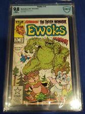 EWOKS #12 COMIC BOOK STAR COMICS CBCS 9.8 white pages not cgc