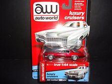 Auto World Cadillac Eldorado 1967 ULTRA RED 1/64 64062A CHASE
