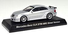 Mercedes-Benz AMG CLK DTM Rue Version argent, échelle 1:64 de kyosho