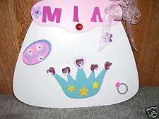 I'm the princess plaque for Mia