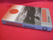 Harbour ~ Paul House.  HbDj SIGNED Remarkable writing Deeply insightful  in MELB