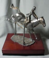 ROYAL SELANGOR  R CAMERON SHOW JUMPER F PEWTER HORSE  01557414