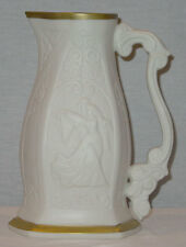 DISCONTINUED LENOX CHINA  BIQUE ROMEO & JULIET PITCHER LIMIT EDITION # 4828 MINT