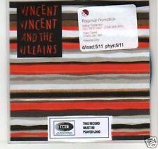 (F909) Vincent Vincent & The Villains, On My Own- DJ CD