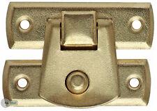 Schatullen Schatullenverschluß Kistenverschluss Verschluss Vermessingt 100 Stück