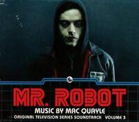 Mac Quayle Mr. Robot Saison 1 Volume 3 (2017) 24-track Album CD Neuf/Scellé