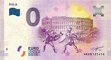 0 Euro Souvenir Croatia - PULA - HRAB - 0 euro - SPECIAL EDITION - 5000 Pcs !!!