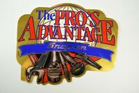 "Vintage NOS Snap-on Tool Box Decal ""The Pro's Advantage "" P/N SSX1767"