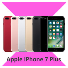 Apple iPhone 7 Plus 32GB 128GB Unlocked Verizon AT&T Cricket Straight talk 4G