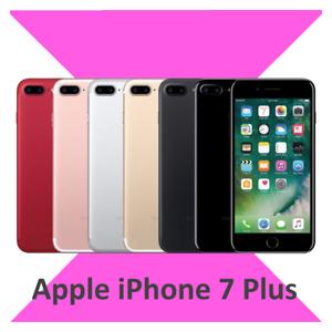 Apple iPhone 7 Plus 32GB 128GB Unlocked Verizon AT&T Cricket Straight talk 4G