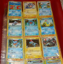 Pokemon Cards, 5 Totodile, 3 Crokonaw, and 1 Feraligatr Cards (FREE S/H in USA)