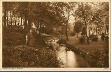 BUXTON( Derbyshire) :  Serpentine Walks