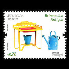 """Madeira 2015 - EUROPA Stamps """"Old Toys"""" - MNH"""