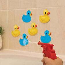 Bathtime Paintball DUCK SHOOT Amusant Salle De Bain Shooting Game Stocking Filler