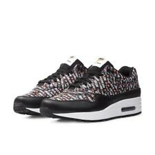 best sneakers 96c6b fdc3d 2018 Nike Air Max 1 Premium JDI SZ 10.5 Black White Total Orange 875844-009