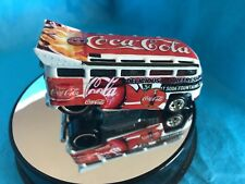 Hotwheels VW DRAG BUS Coca-Cola Custom Bus, With Real Riders,It's A Custom