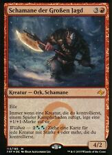 Schamane der Großen Jagd FOIL / Shaman of the Great Hunt |NM|Fate Reforged| GER