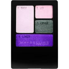 Maybelline New York 07Q Luminous Lilacs Expert Wear Eyeshadow 0.17 oz LOT OF 5