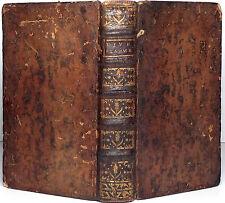 La Vive Flamme... Jean de la Croix H. M. Boudon Christianity French 1749 Leather