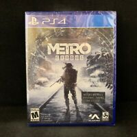 Metro Exodus (PS4/ PlayStation 4) BRAND NEW / Region Free