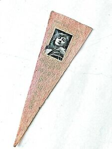 MARY  FULLER - 1916 SILENT movie star MOTION PICTURE MAGAZINE pennant / RARE