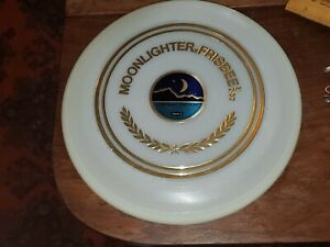 1975 Vintage WHAM-O Glow-in-the-Dark MOONLIGHTER Frisbee Flying Disc